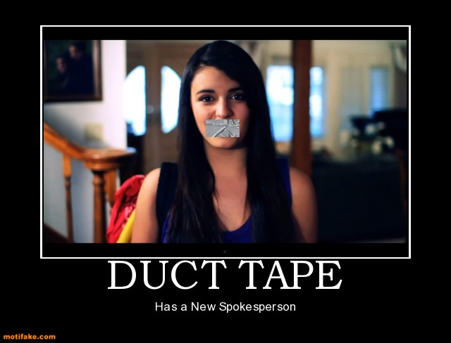 demotivational duct tape sexy