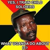 kony what Uganda do about it