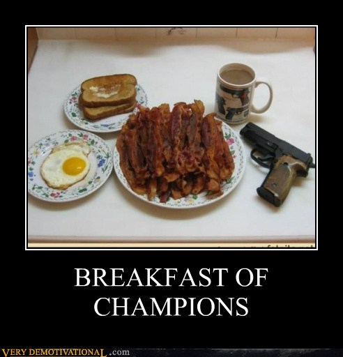 Man-Breakfast
