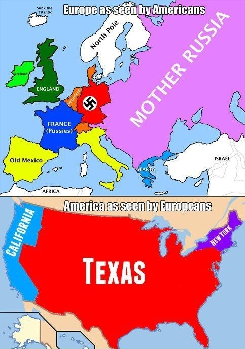 Americans and Europeans