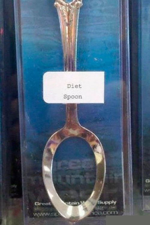 diet spoon