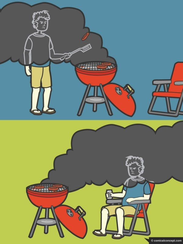 summer cookouts