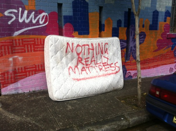 nothing else mattress