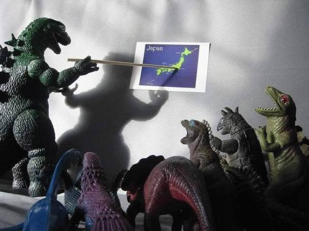godzilla battle plan